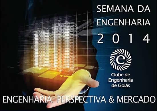 Presidente da Locagyn é homenageado na Semana da Engenharia, no Clube de Engenharia de Goiás