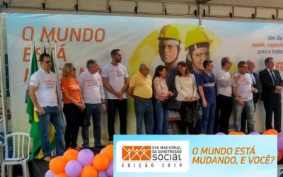 Locagyn participa do Dia Nacional da Construção Social em Goiânia (GO)