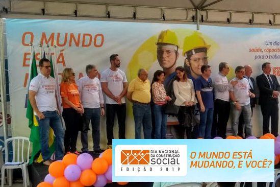 Dia Nacional da Construção – Goiânia 2019