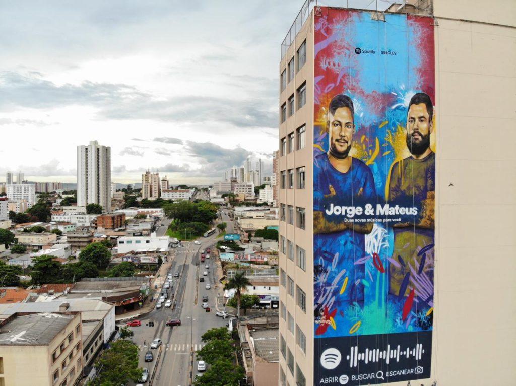 Jorge e Mateus Grafite